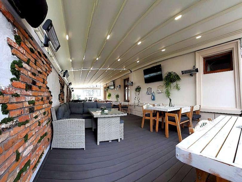 Terasa deck trafic comercial WPC BENCOMP_2
